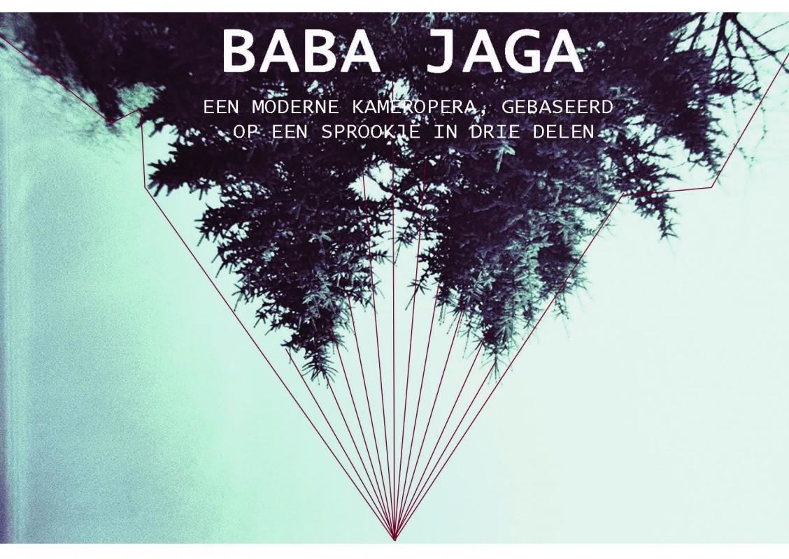 Logo Baba Jaga - A Modern Day Fairy Tale Opera