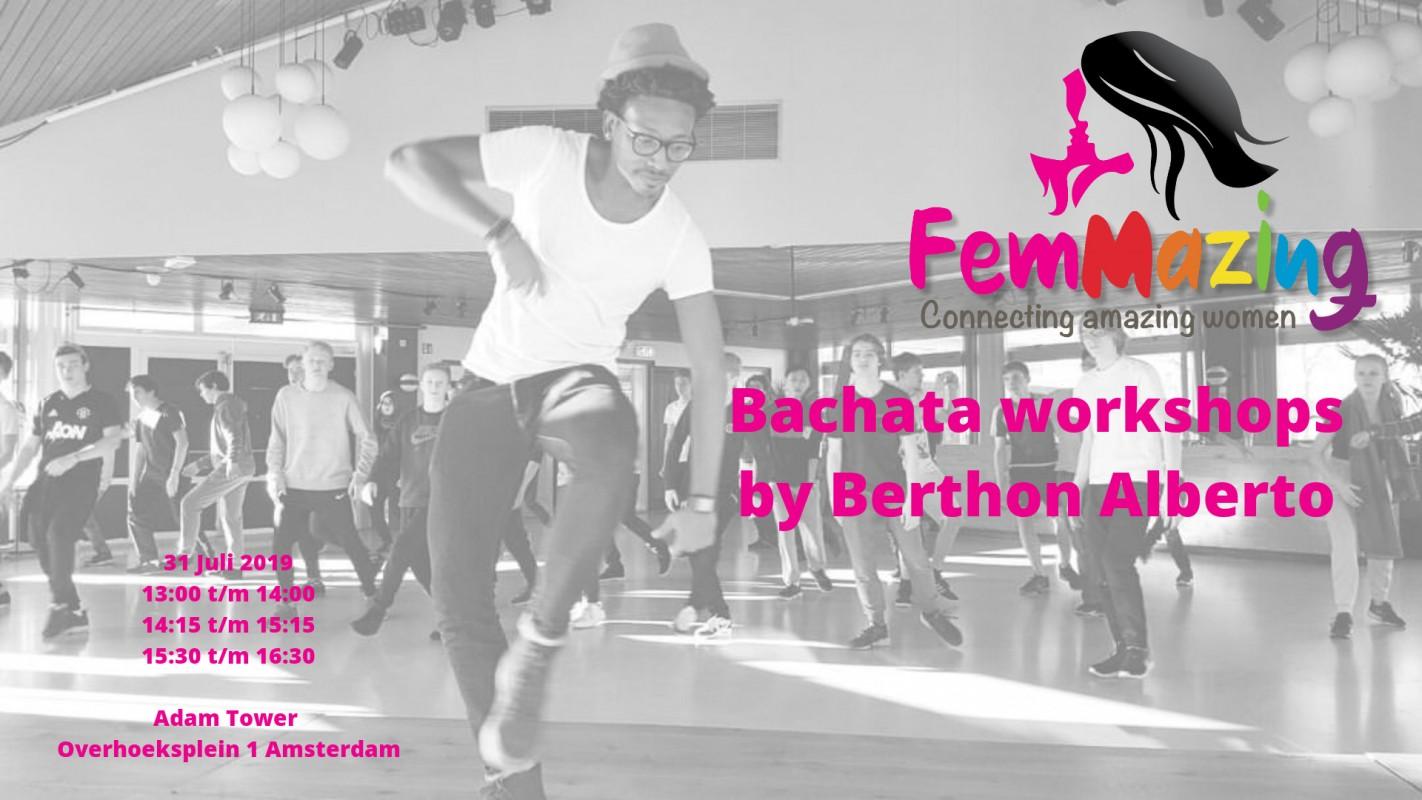 Logo Femmazing Bachata Workshops