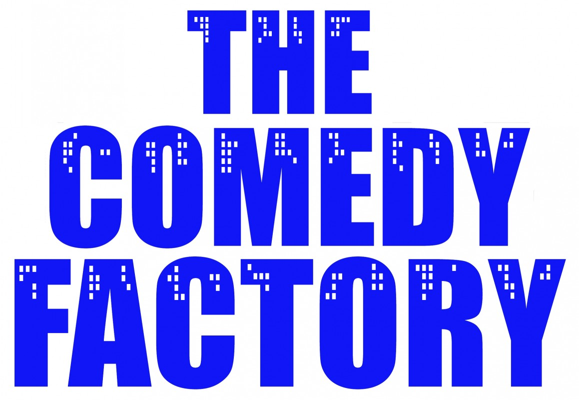 Logo The Comedy Factory 23 april