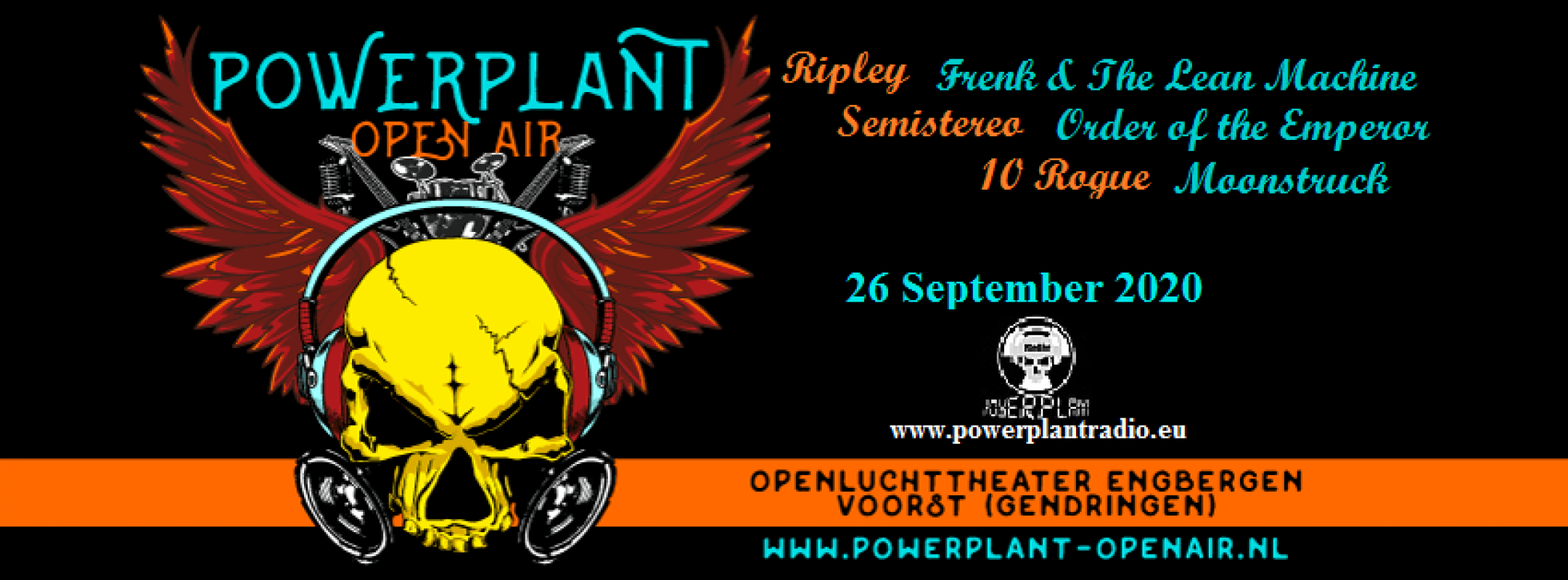 Logo Powerplant Open Air