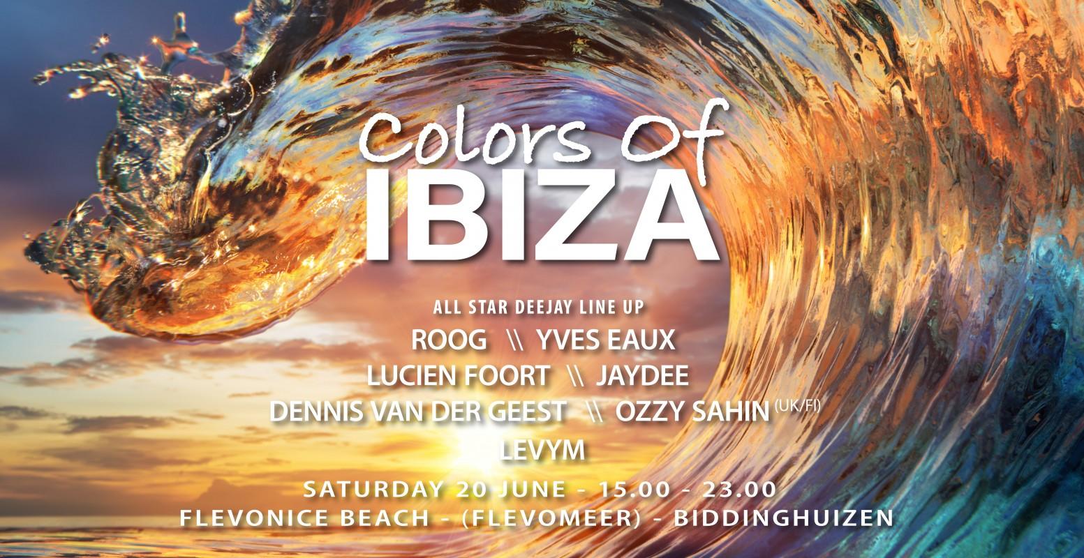 Logo Colors Of Ibiza