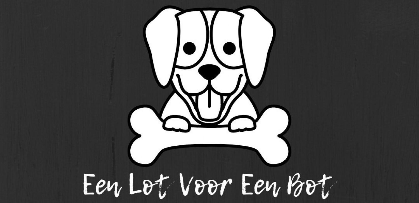 Logo Een Lot Voor Een Bot