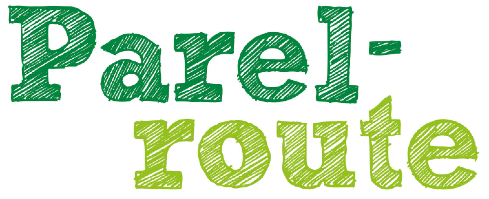 Logo Hemelvaart Parelroute Fietstocht Deventer/Wilp/Bussloo/Voorst/Twello 2021