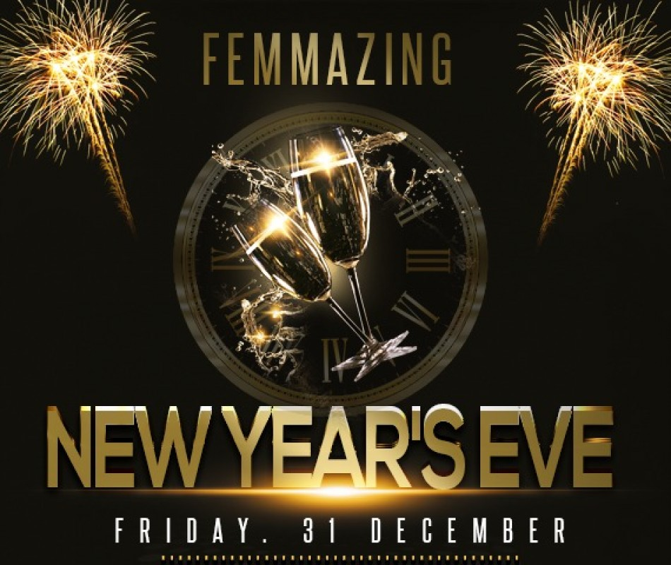 Logo Femmazing New Years Eve