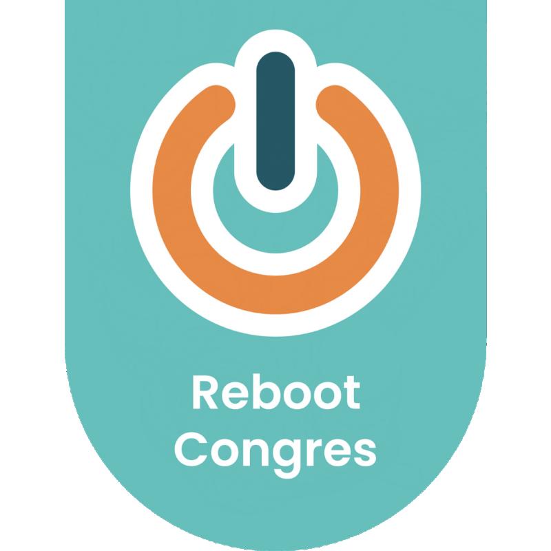 Logo Reboot Congres