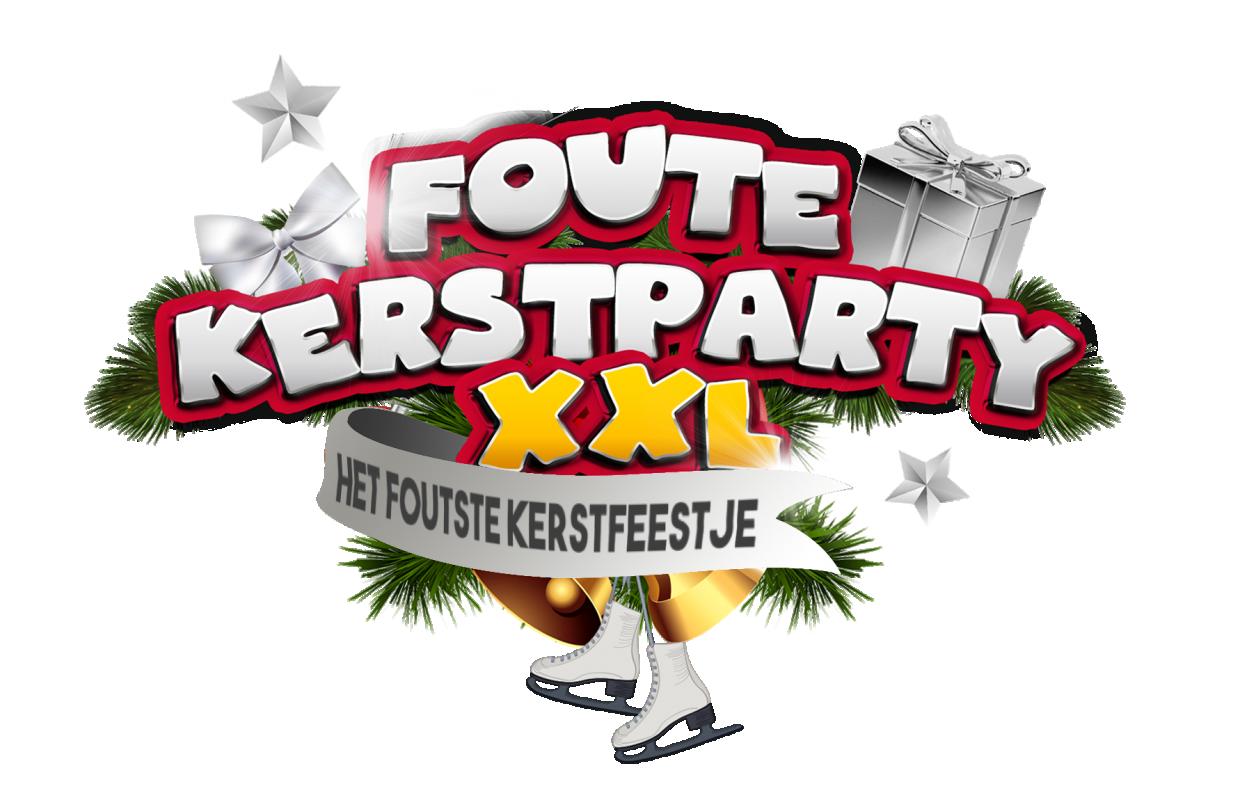 Logo Foute Kerstparty XXL