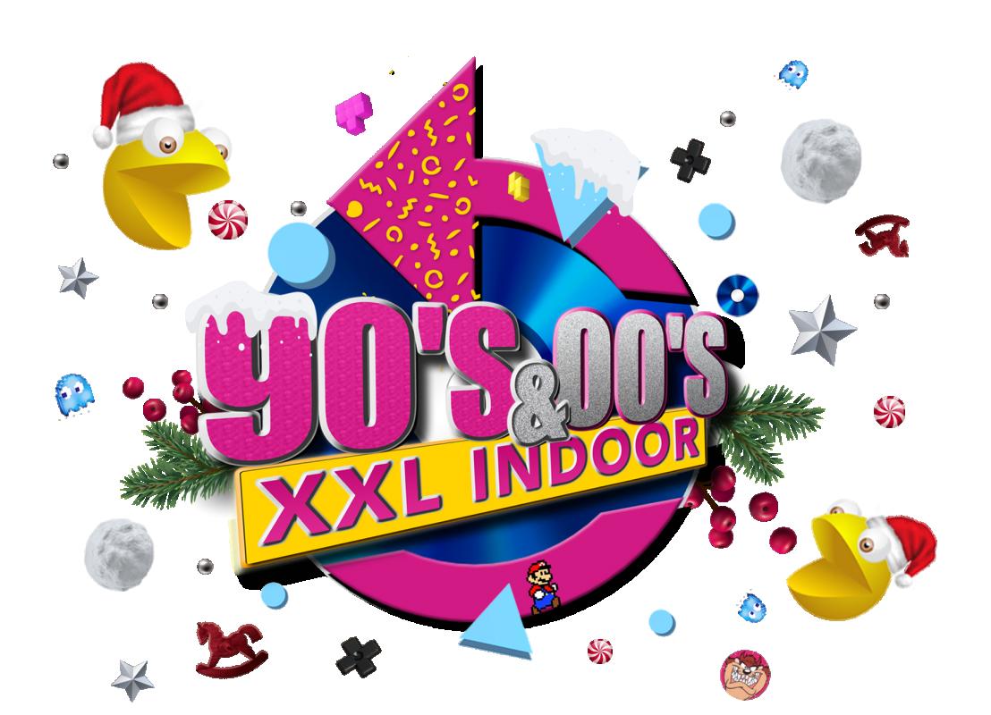 Logo 90's & 00's XXL