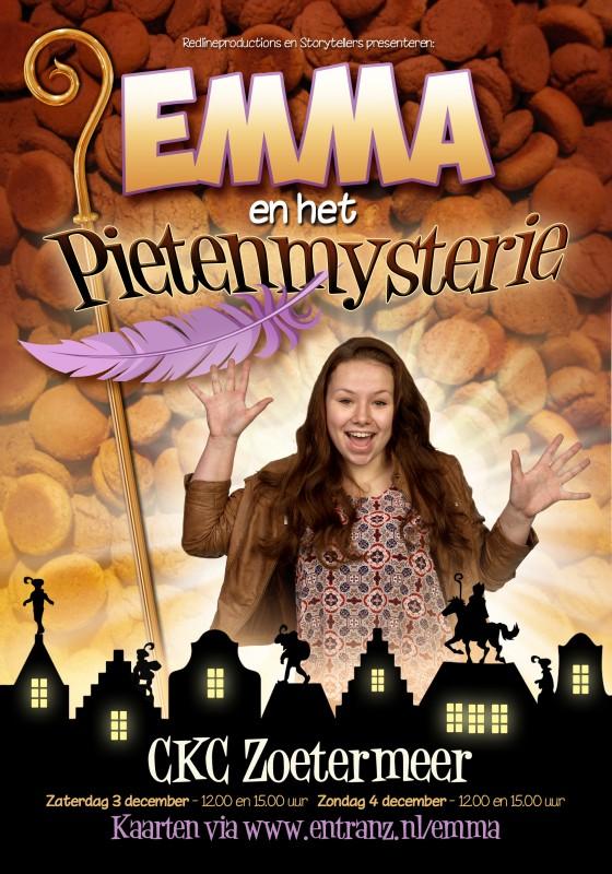 Logo Emma en het Pietenmysterie
