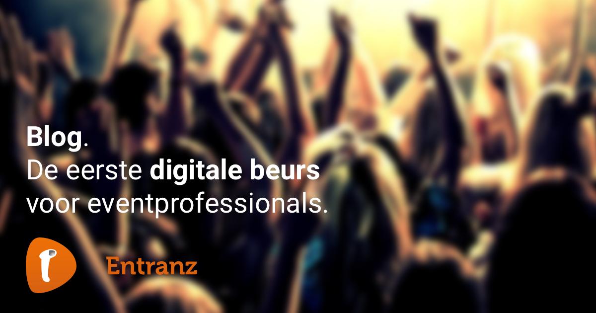 De eerste digitale beurs voor eventprofessionals